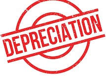 Depreciation Practice - Lucky 7 questions with worked answers
