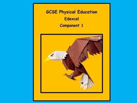 GCSE PE - Edexcel - Complete Component 1 PowerPoint