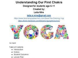 Chakra Unit: Root Chakra for Kids