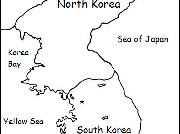 KOREA - Printable handout