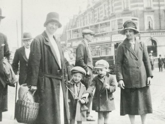 Interwar Britain  1919-1939:  Was the Great War worth winning? 4 Lessons