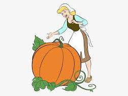 Pumpkins and Cinderella