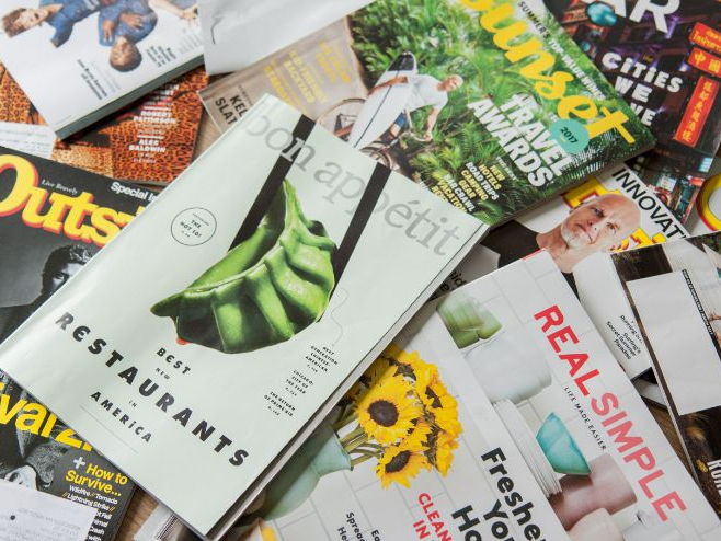 Make your own Magazine! Independent Learning Project