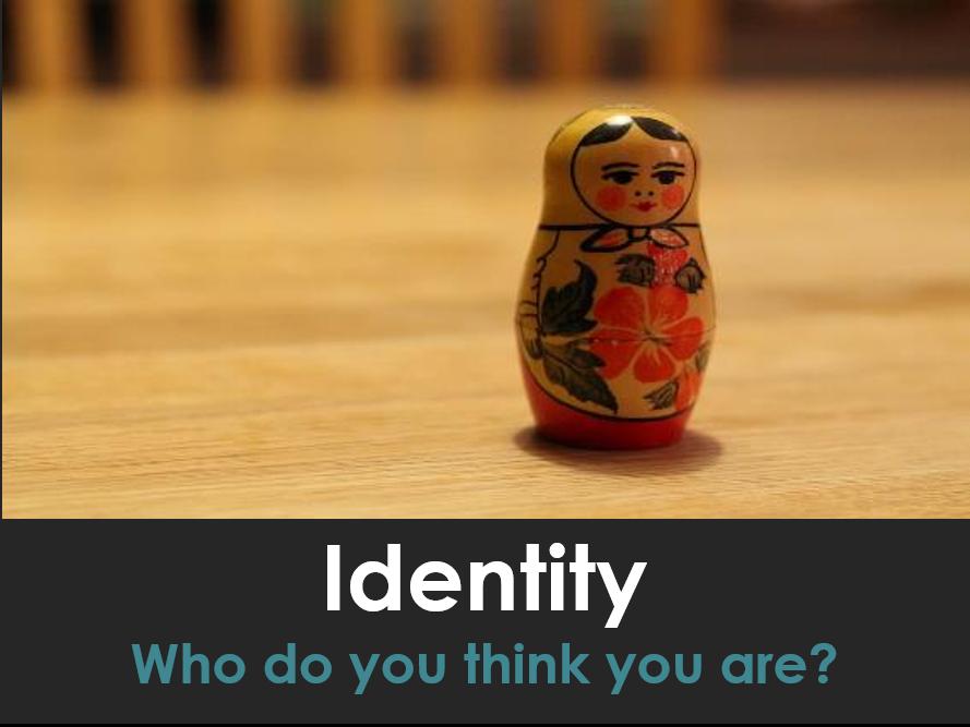 SMSC curriculum - Identity - Y9&10