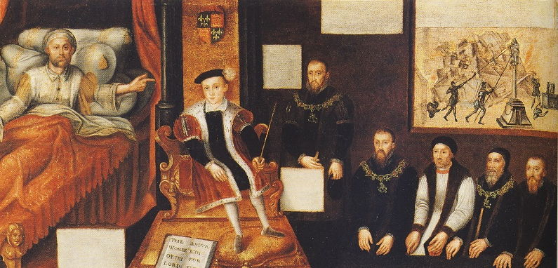 How far was there a religious revolution in the reign of Edward VI 1547-1553? AQA A-Level History: T