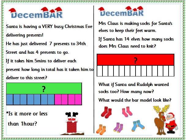 Christmas Bar Modelling - DecemBAR!