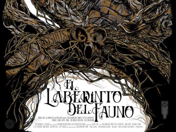 LABERINTO DEL FAUNO INTERACTIVE PACK