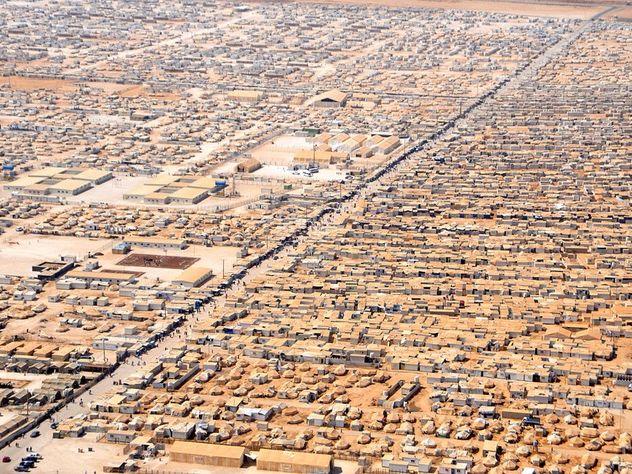 Syria - Syrian Refugee Crisis