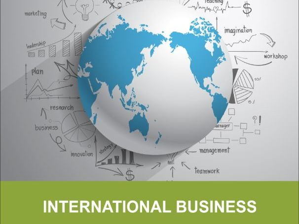 BTEC Business- Unit 5 International Business
