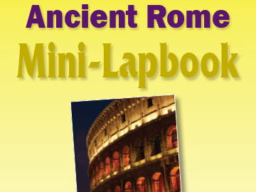 Ancient Rome Mini-Lapbook