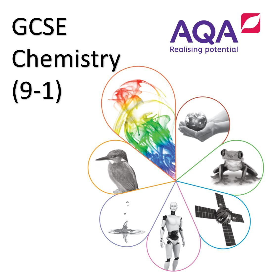 AQA GCSE Chemistry (9-1) Paper 1&2 Double Science Revision Summary Sheets