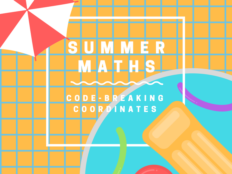 Summer Maths Codebreaking Coordinates