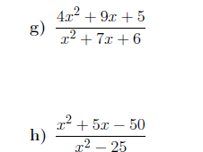 Simplifying algebraic fractions and solving equations with algebraic fractions worksheet