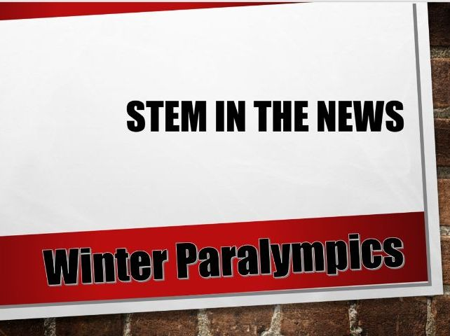 STEM in the News Lesson