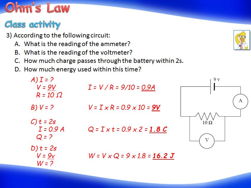 Ohm's Law (Physics)