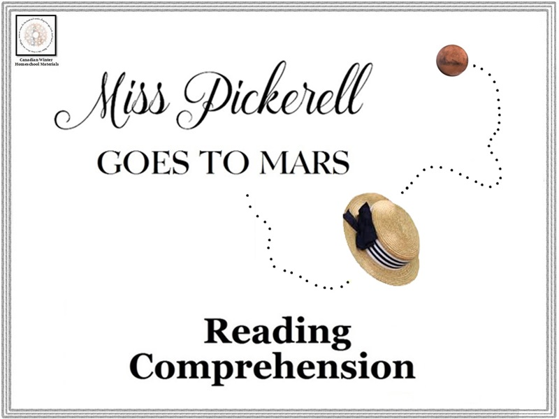 Miss Pickerell Goes To Mars