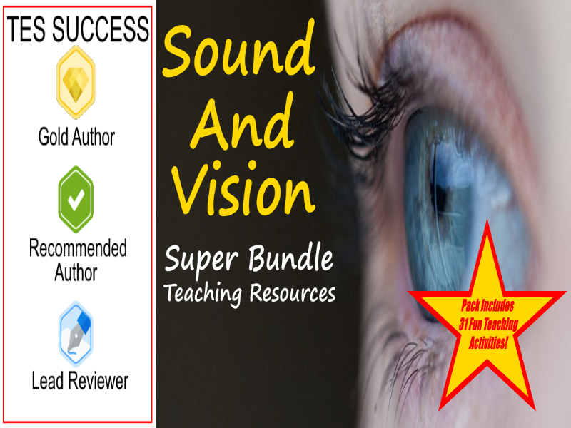 Sound and Vision Bundle