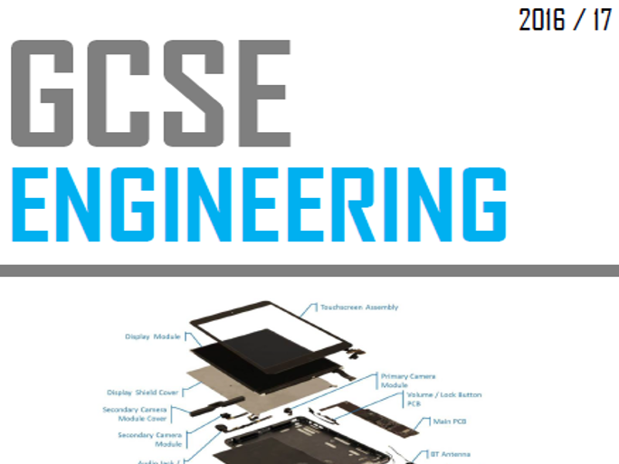 GCSE Engineering revision guide 2016-17