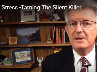 Stress – Taming the Silent Killer
