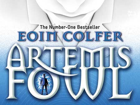 Artemis Fowl by Eoin Colfer Independent Learning Contracts