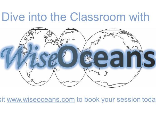 Dive into the Classroom - marine education sessions