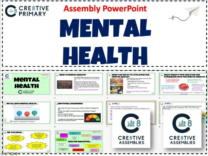 Mental Health and Emotional Wellbeing Assembly