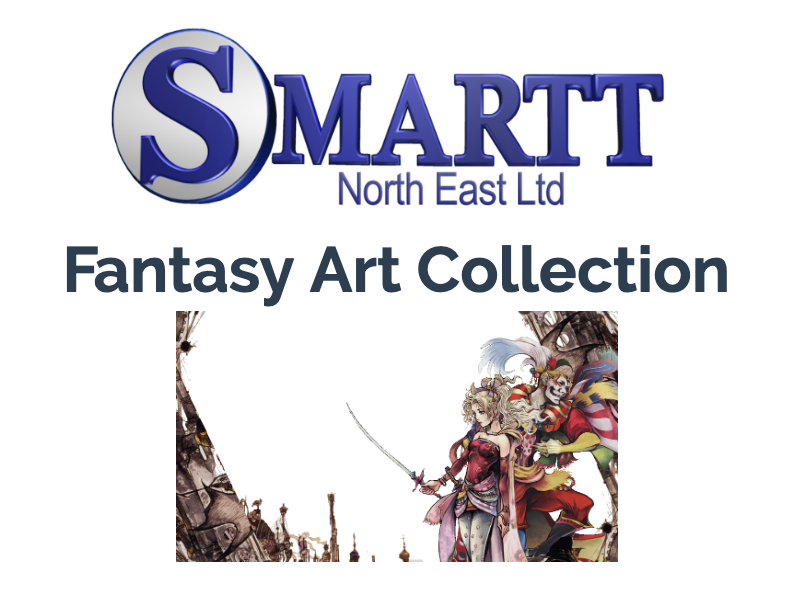 Fantasy Art Collection 14,000 Illustration Art images