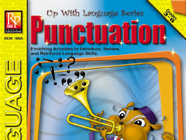 Punctuation: Up With Language Series