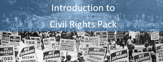Introduction Bundle to American Civil Rights