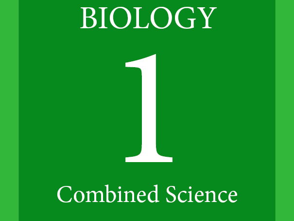 Full Set!! Biology Paper 1 Lessons for AQA Combined Science Trilogy