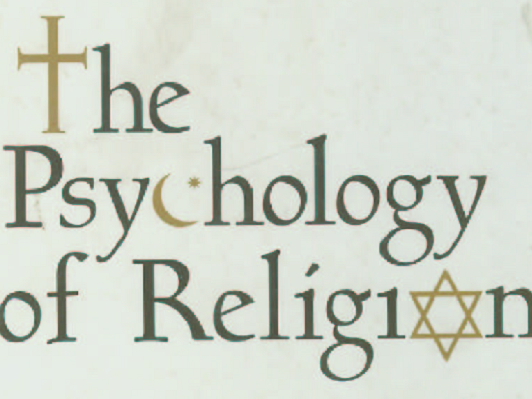 Psychology of Religion A Level Revision Notes