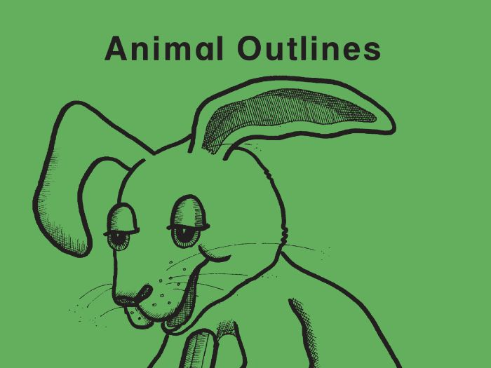 ANIMAL OUTLINES BOOK 1