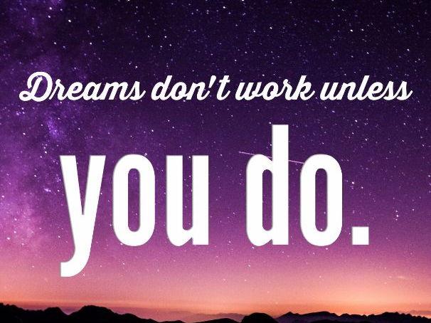 Motivational Poster Set