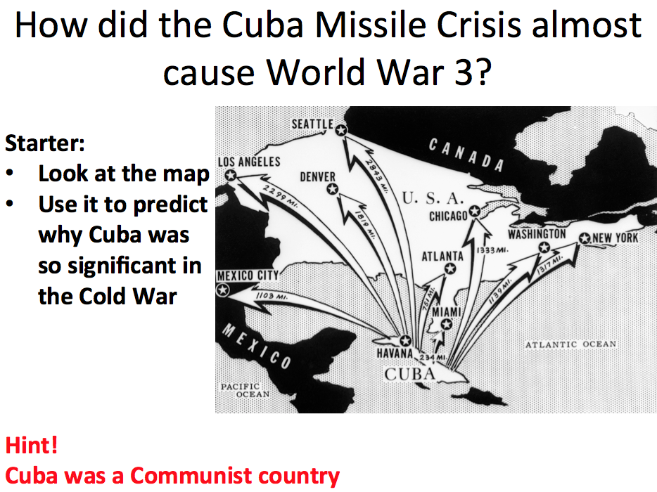a look at the communist rule in cuba and the genesis of cuban missile crisis