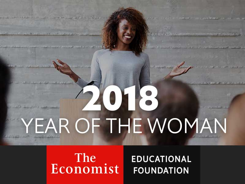 Gender equality: year of the woman