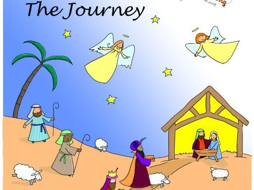 The Journey Nativity Production Book