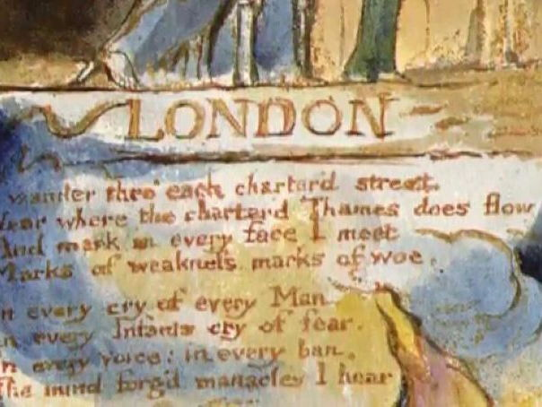 Year 10/11: 'London' by William Blake