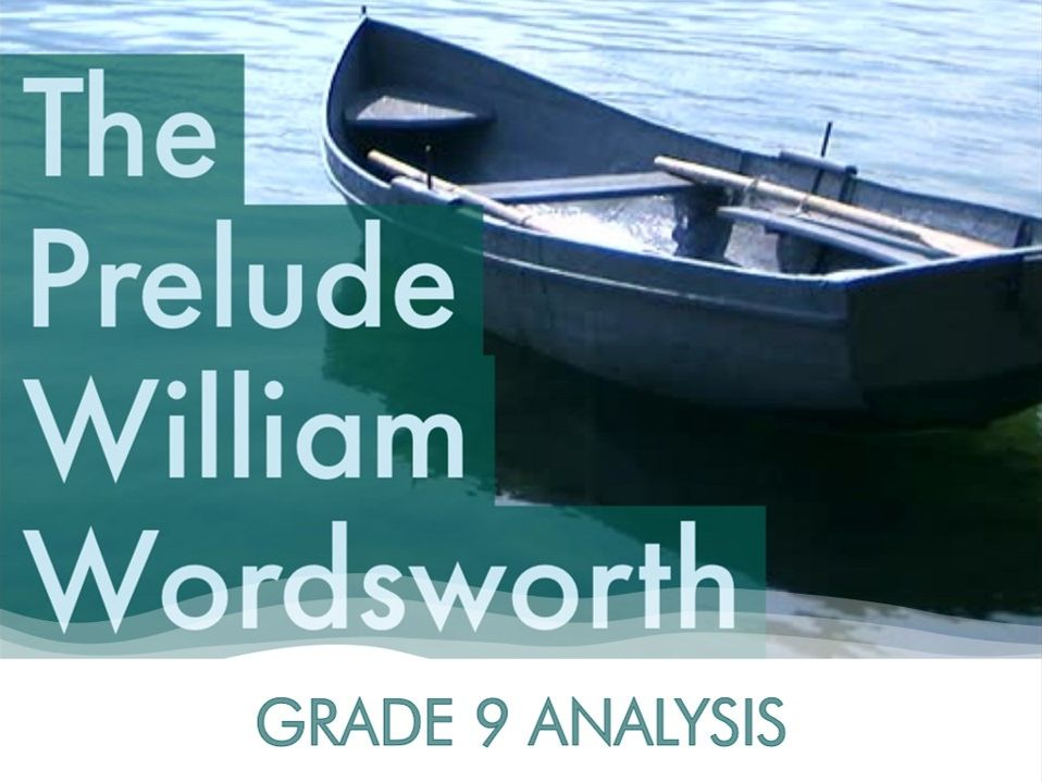 Prelude – Grade 9 quotation analysis & model answers
