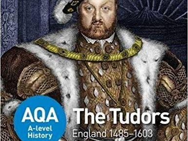 History A Level AQA the Tudors