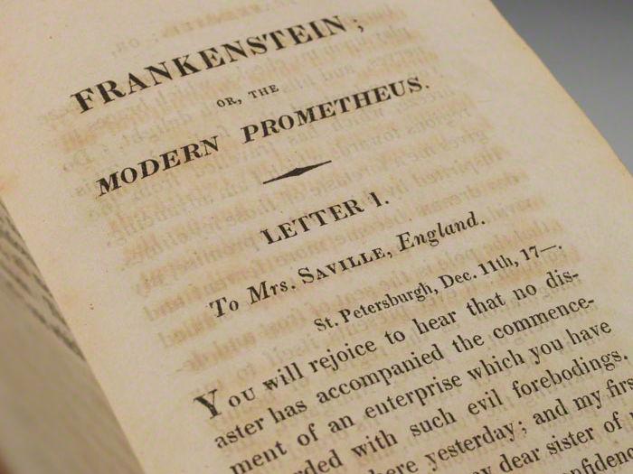 KS4 Frankenstein Lesson