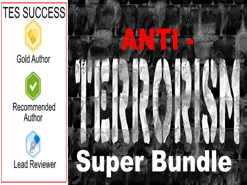 Anti-Terrorism Bundle