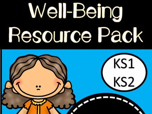 Happiness and Wellbeing Resource Pack (PSHE Unit of Work - KS1/KS2)