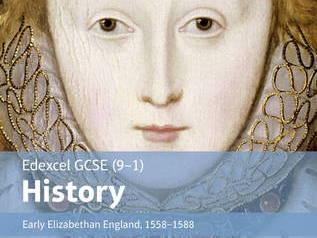 Elizabethan England - GCSE History - Edexcel  - Unit 2 bundle (Complete set of lessons and resources)