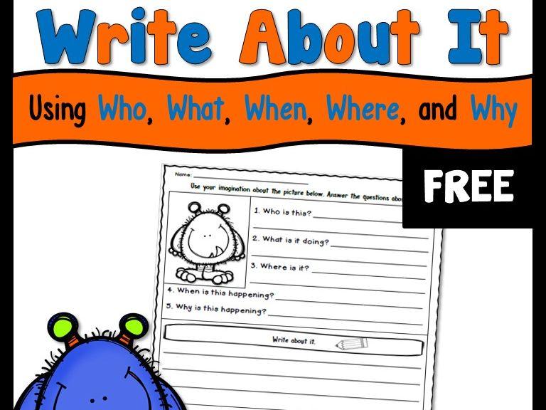 Free Write About It