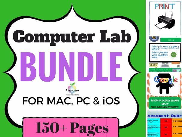 ICT Computer Lab Bundle