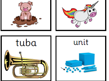 Alternative u pronunciation
