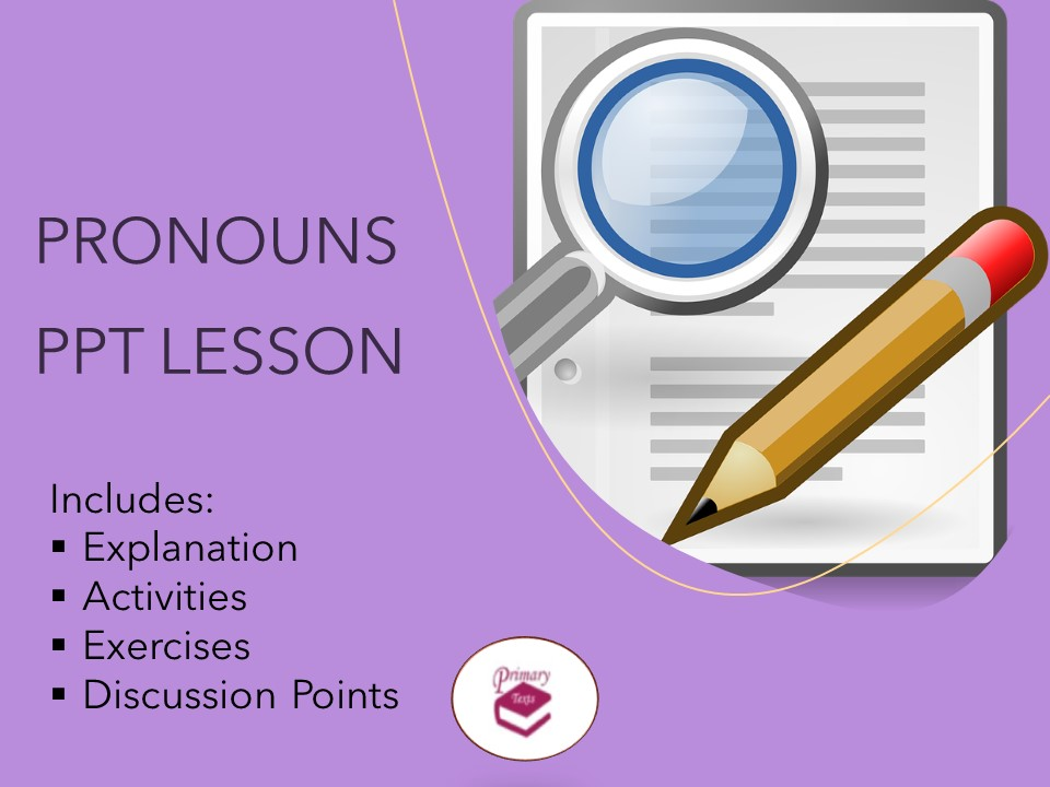 Pronouns KS2 PPT Lesson
