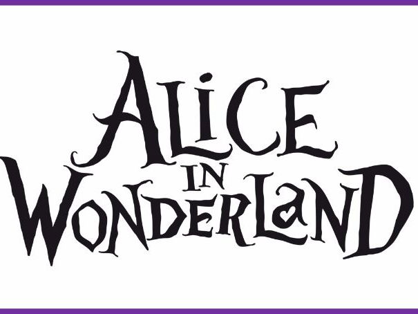 Alice in Wonderland lesson 1 - introduction to the characters - novel cartoon movie analysis