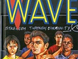Morton Rhue - The Wave - Context & Background (Ron Jones Newspaper Article)