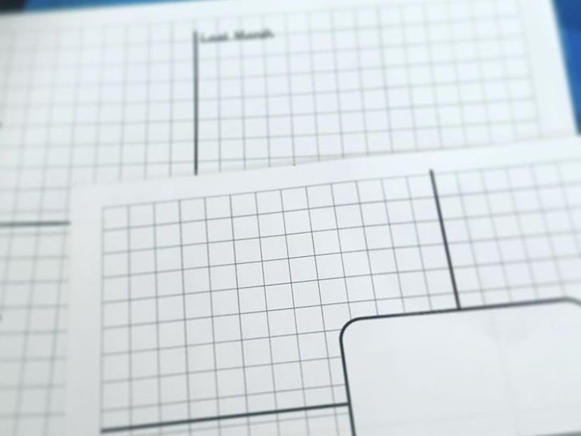 Double sided Maths recap/ maths of the day worksheet